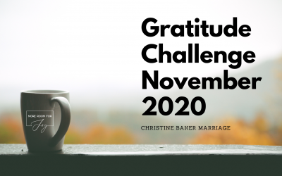 Gratitude Challenge – November 2020